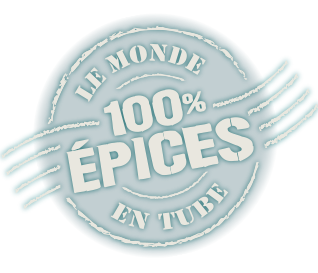 Le monde en tube - 100% épices